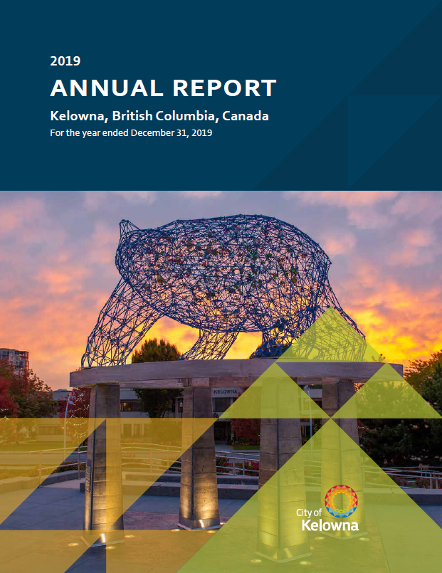 2019 Annual Report cover thumbnail