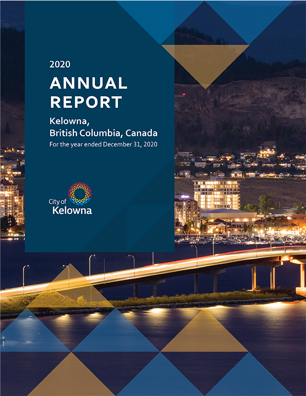 2020 Annual Report cover thumbnail