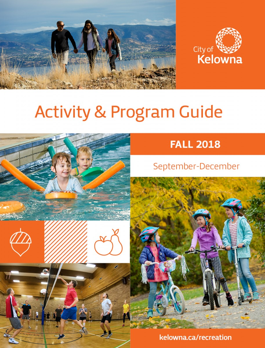 Fall Activity Guide 2018