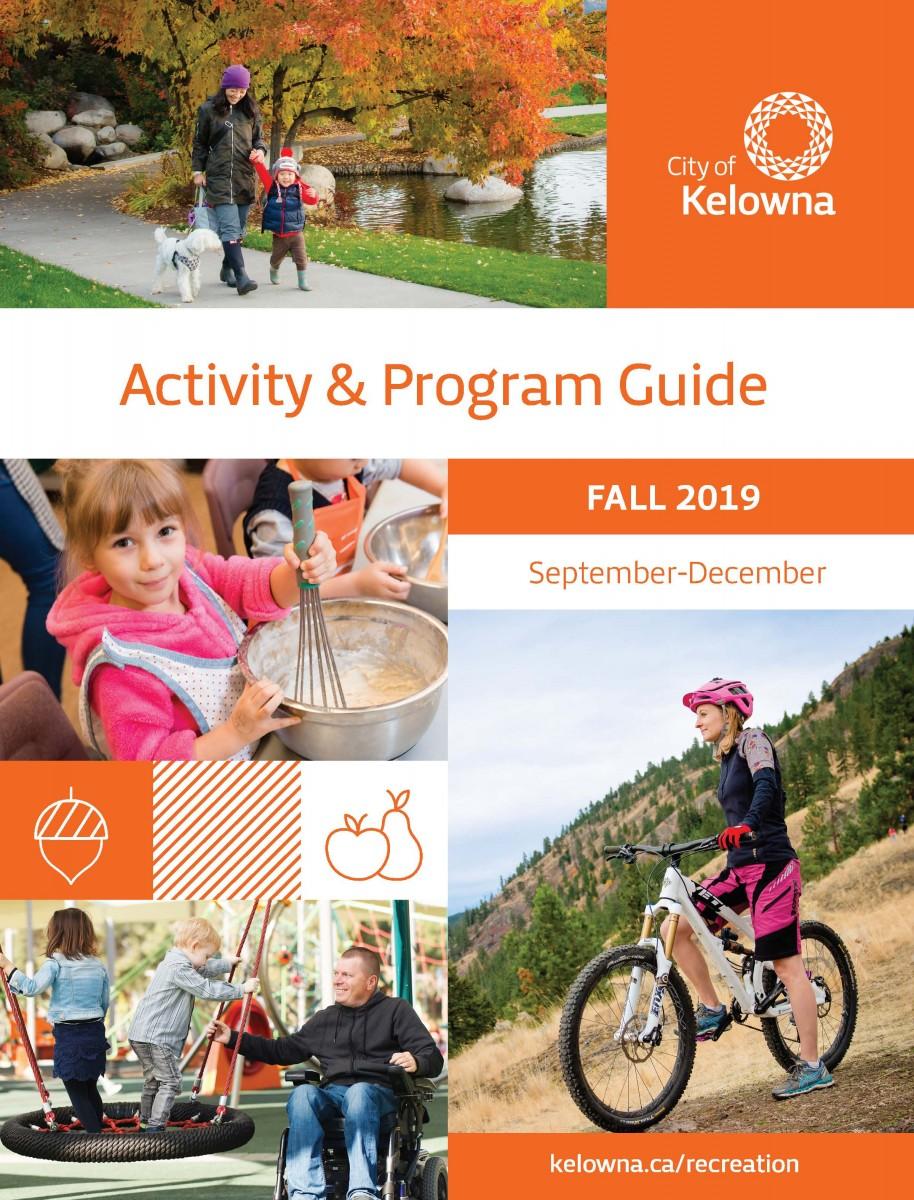 Recreation programs & registration | City of Kelowna