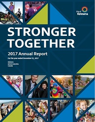 Read the 2017 Annual Report: Stronger Together