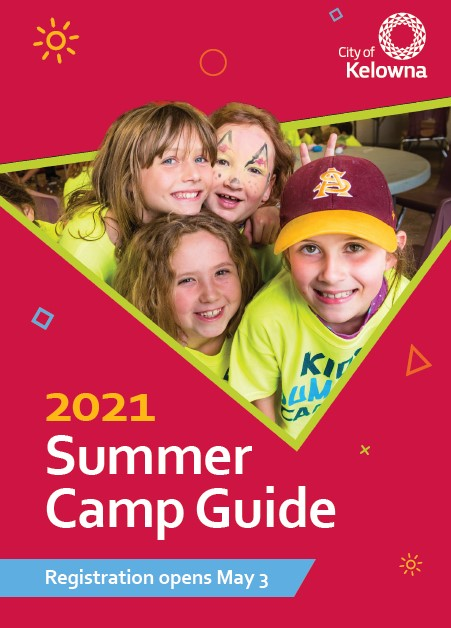 Summer camps guide 2021 - cover