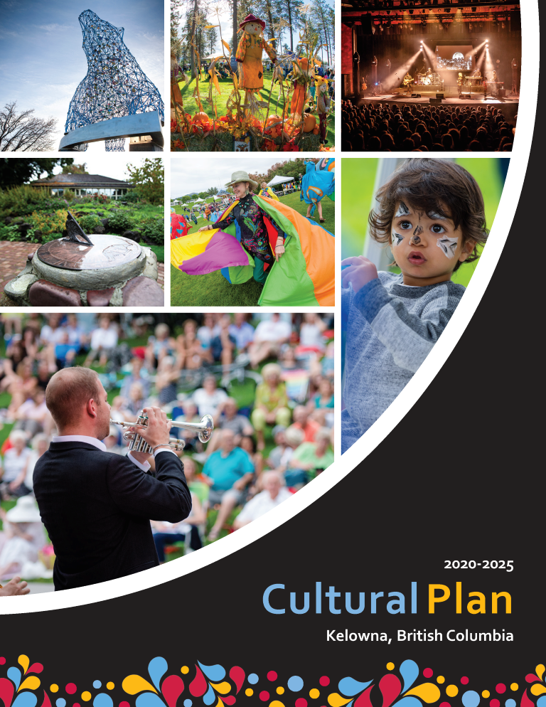 2020-2025 Cultural Plan cover