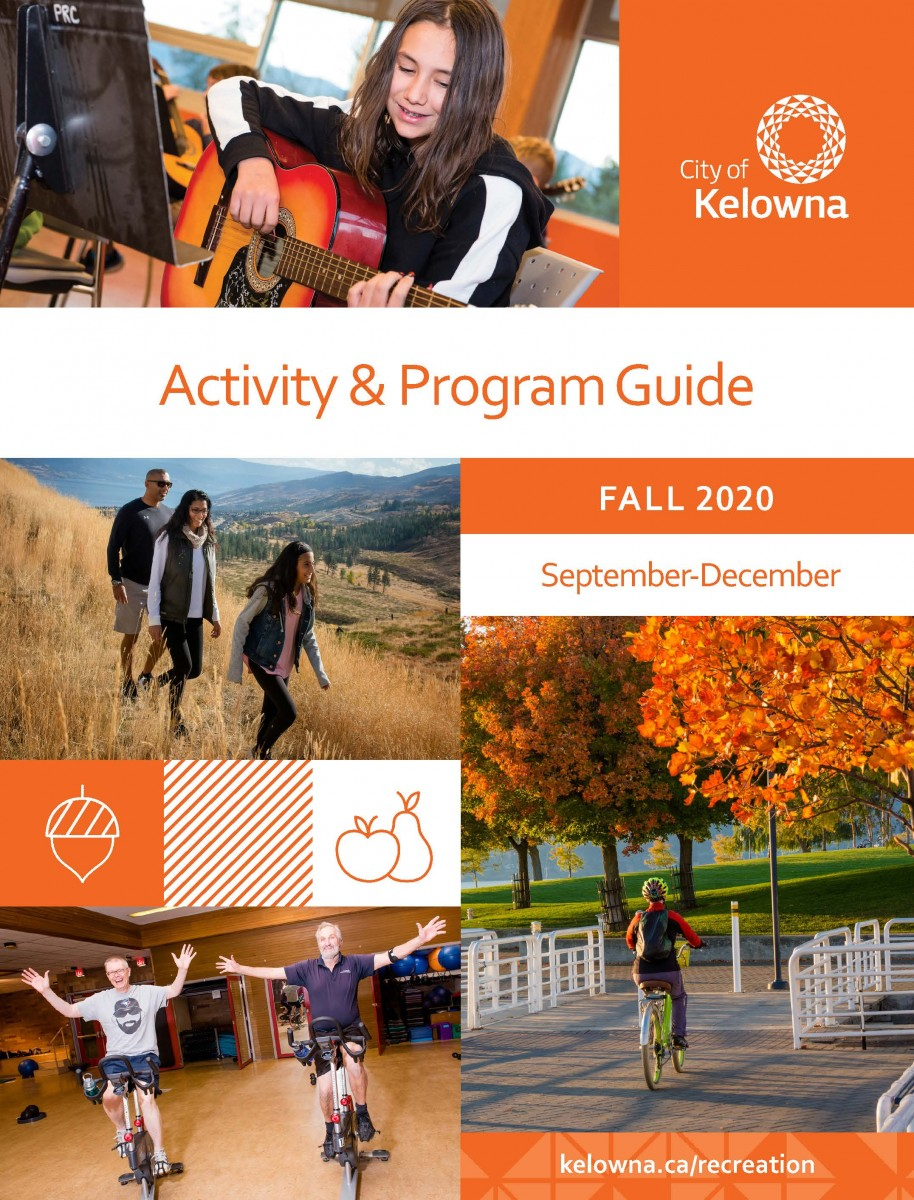 Summer 2020 Activity and Program Guide