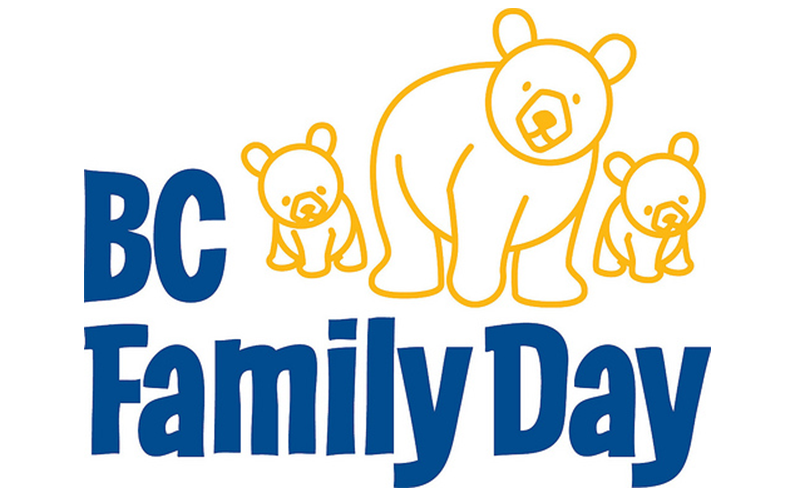 BC Family Day Logo - Province of British Columbia