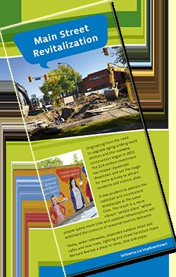 Mainstreet Brochure