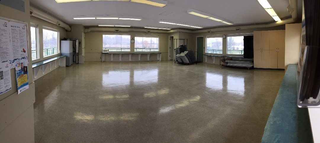 Kinsmen Media Centre interior