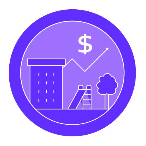 2040 OCP Pillar - Focus Investment in Urban Centres