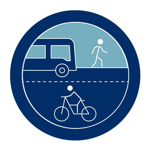 2040 OCP Pillar - Prioritize Sustainable Transportation and Shared Mobility