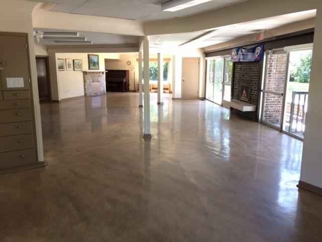 Okanagan Mission Activity Centre interior