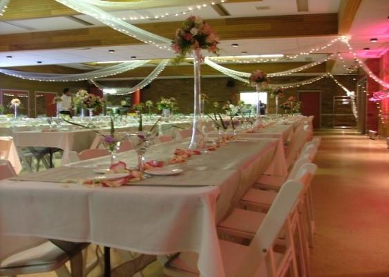 Wedding at Parkinson Recreation Centre