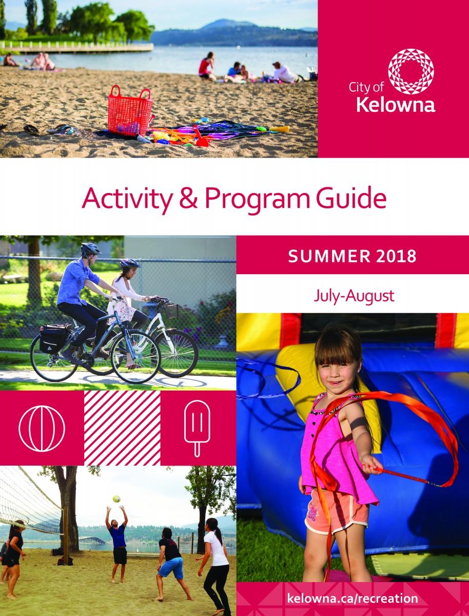 Summer Activity Guide 2018