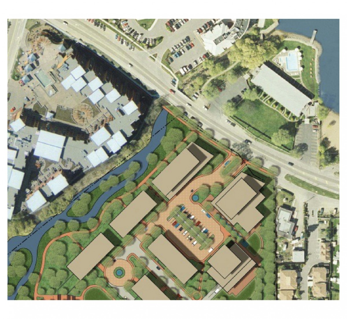 2040 OCP - Comprehensive Zone 24 - Commercial Site Access