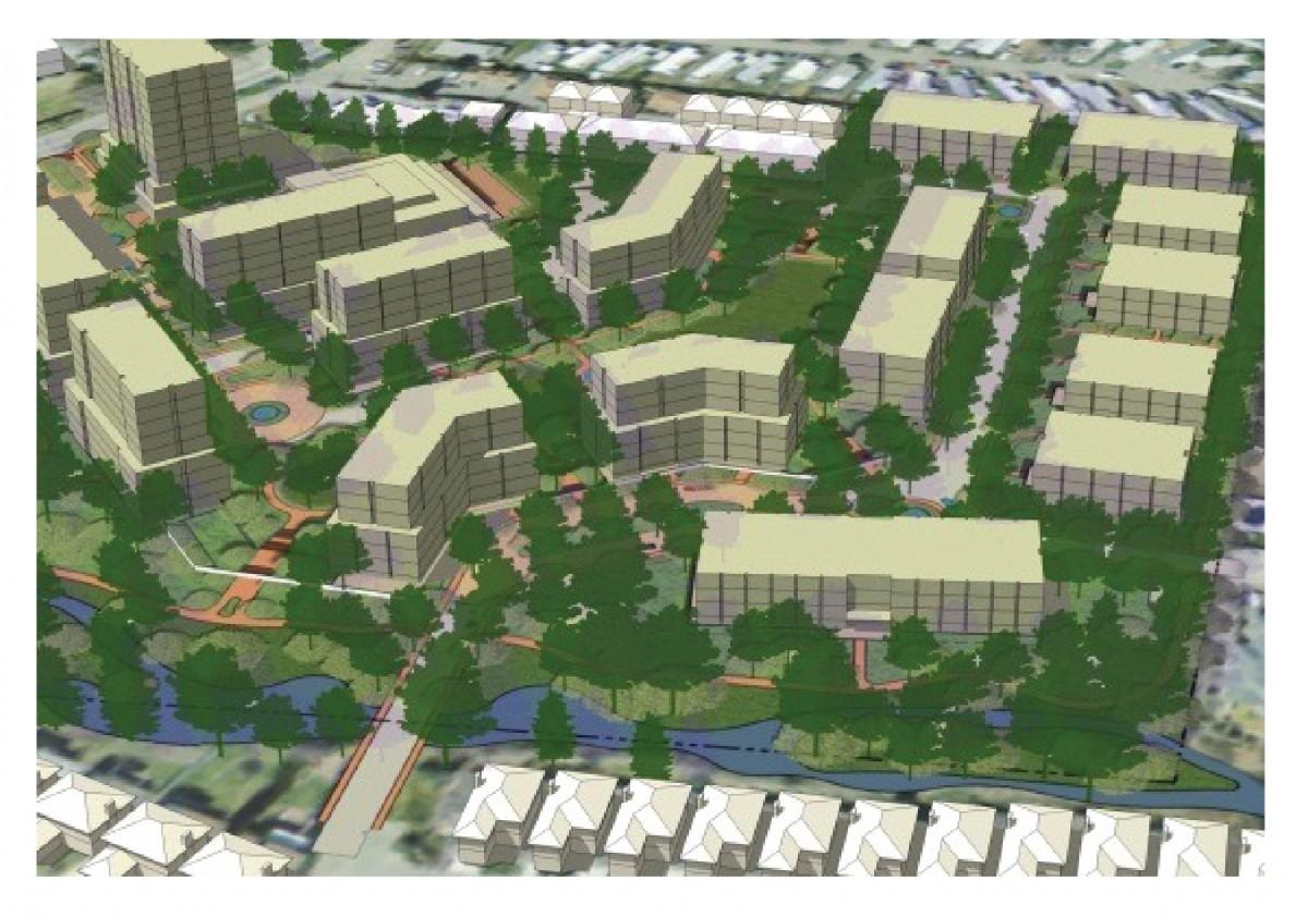 2040 OCP - Comprehensive Zone 24, mixed use