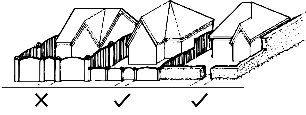 2040 OCP - Roof Building Style Consistency
