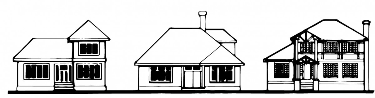 2040 OCP - Window and Door Pattern for Properties in the Heritage Conservation Area