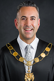 Mayor Colin Basran