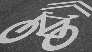 bike marker