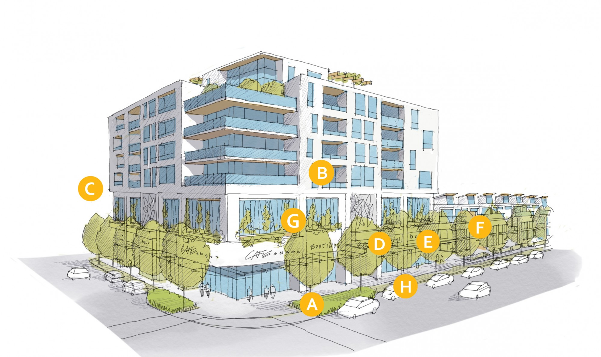 2040 OCP - Low Mid Rise Residential Key Guidelines