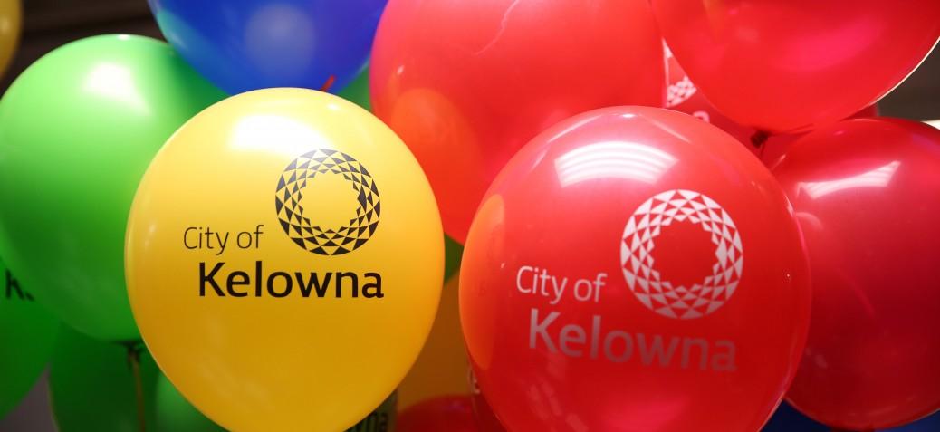 Kelowna balloons