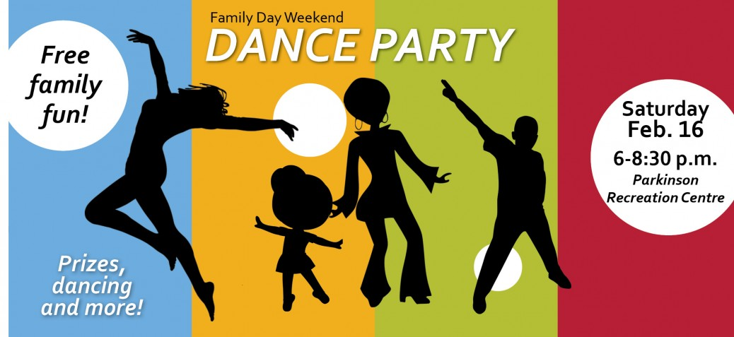 Family Day Dance Party
