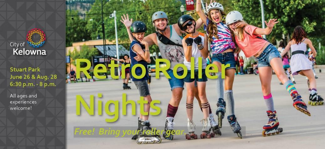 Retro Roller Night June 26