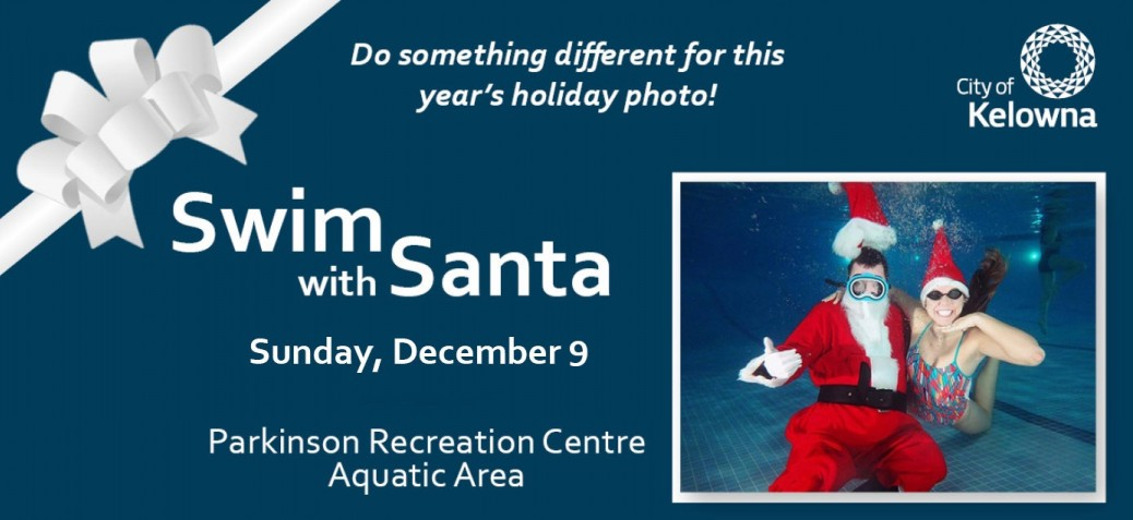 Swim with Santa