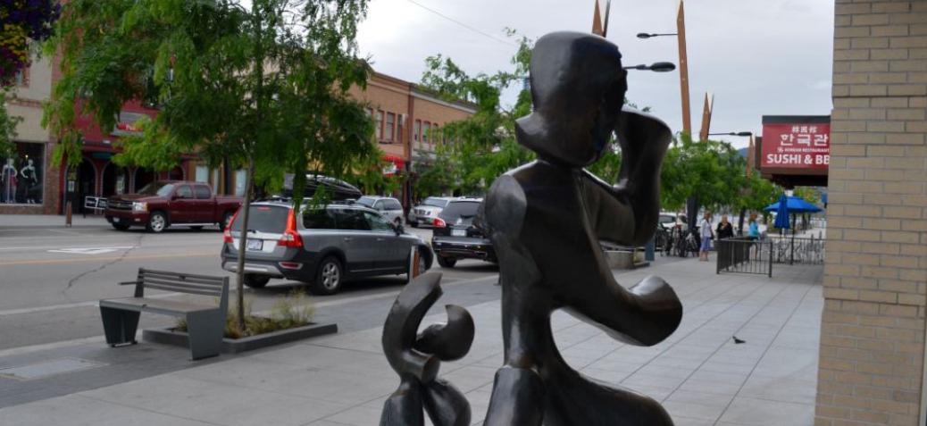 Dancing Pedestrians