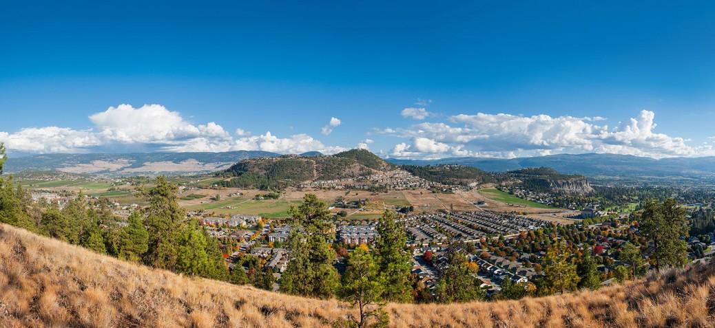 Glenmore panorama