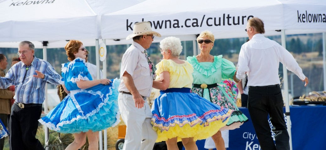 Cultural Services at an event