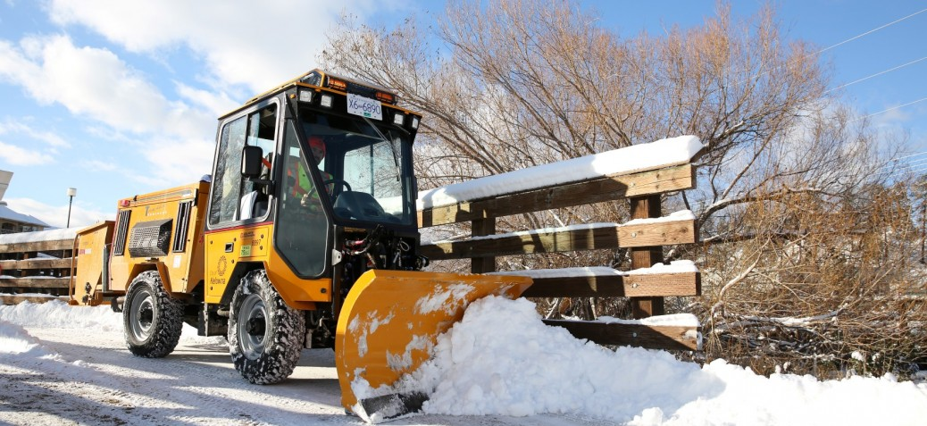 Snow Removal in Kelowna