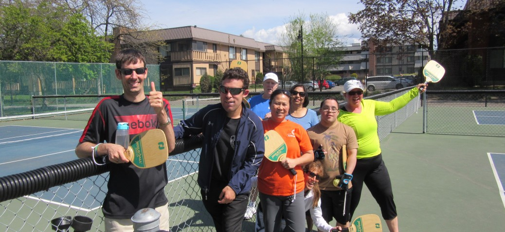 Adaptive Pickleball