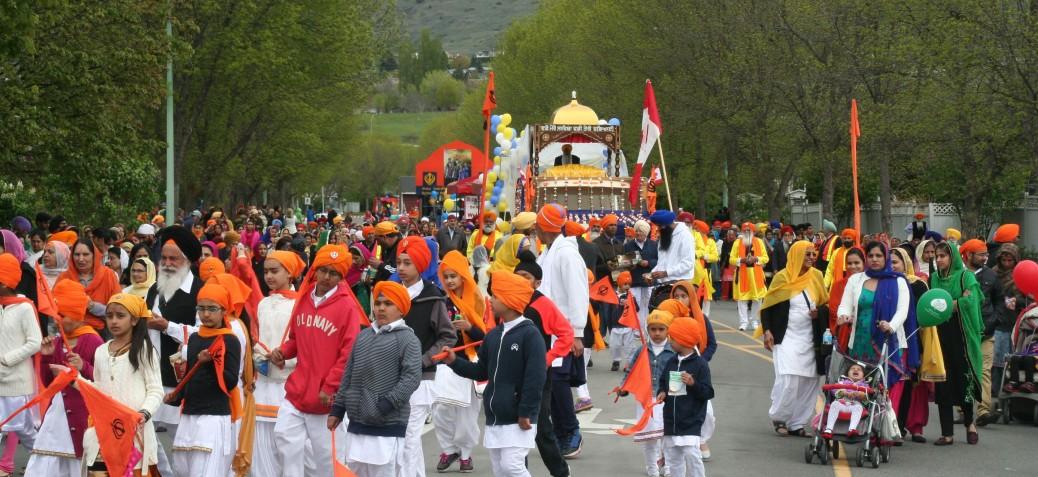 vaisakhi Parade