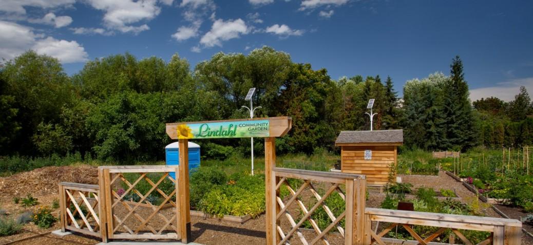 Lindahl Community Garden