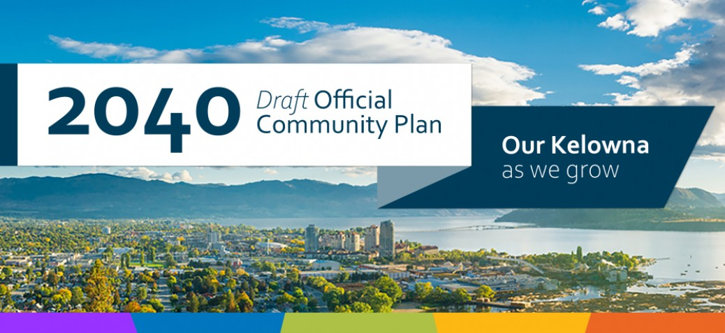 Official Community Plan 2040 Banner Image