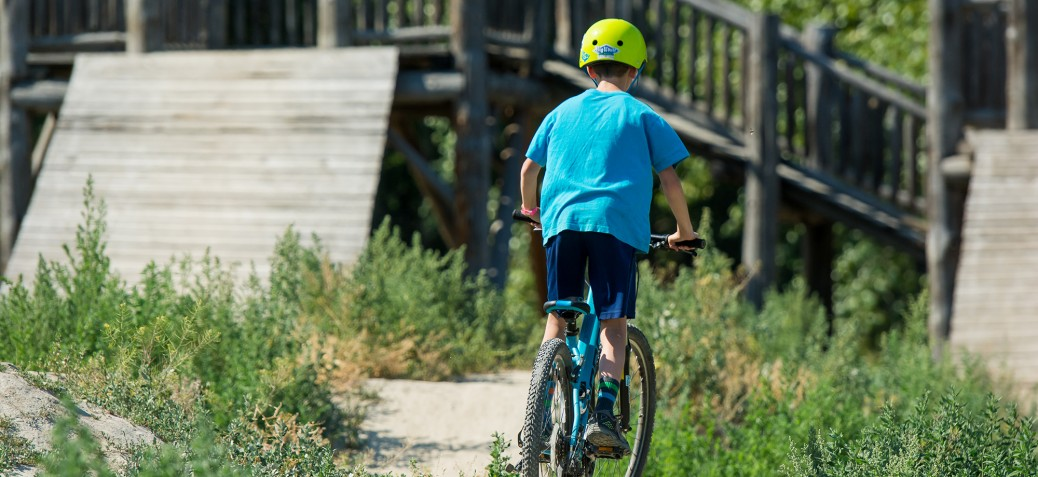 Mission Creek Mountain Bike Skills Park