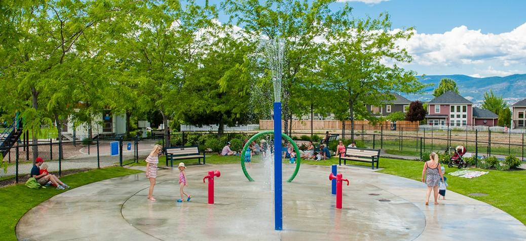 Quilchena Splash Park