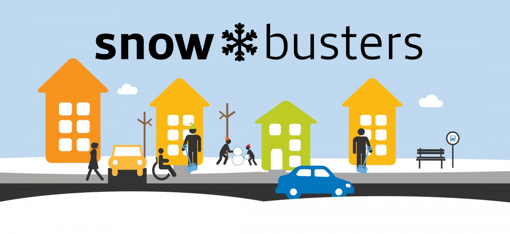 Snow Busters Logo