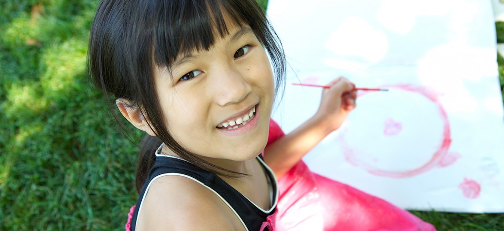 Summer Art Class for Kids