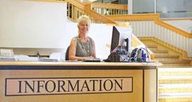 Kelowna service desk