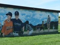 Baseball Murals