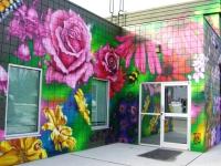 Communities in Bloom Mural