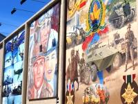 Military Museum Murals