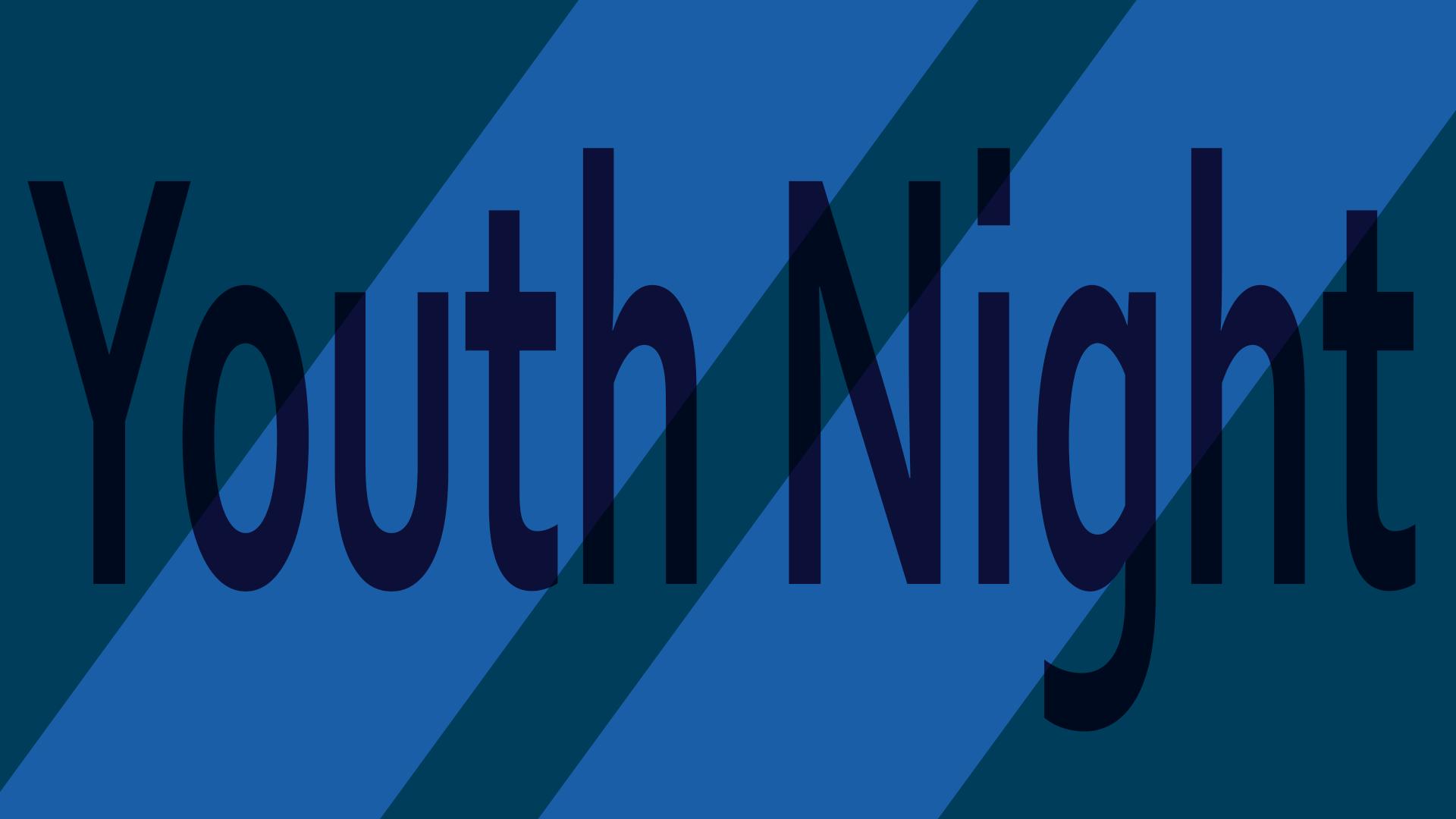 Youth Drop In Night